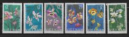 VIET NAM NORD - YVERT N° 482/487 NEUFS - COTE = 22 EUR. - FLEURS - Viêt-Nam