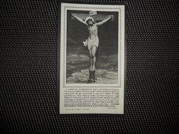 Doodsprentje ( E 567 )  De Witte / Moortgat   -  Hekelgem  -  1929 - Décès