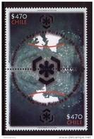 CHILE 2009, IPY  Preserve The Polar Regions And Glaciers, Set 2v** - Preservare Le Regioni Polari E Ghiacciai