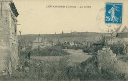 02 JUMENCOURT /  Le Centre / - Autres Communes