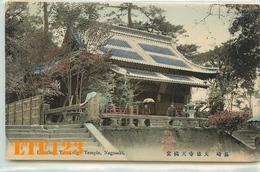 Post Card  - JAPON - Japan - NAGASAKI - Daitokuji Teamangu Temple Nagasaki - Japon