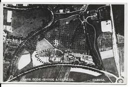 Rhode-St-Genèse (1640) : Vue Aérienne De La Ferme De Lansrode, Sint-Annalaan 103, Monument Protégé. CPA Très Rare. - Rhode-St-Genèse - St-Genesius-Rode