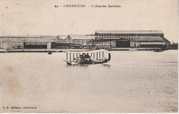 50 - CHERBOURG - L' Aviation Maritime - Cherbourg