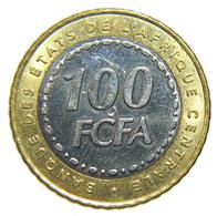 [NC] REPUBBLICA CENTROAFRICANA - 100 FRANCHI 2006 - BIMETALLICA - Centrafricaine (République)
