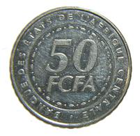 [NC] REPUBBLICA CENTROAFRICANA - 50 FRANCHI 2006 - Centrafricaine (République)