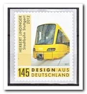 Duitsland 2018, Postfris MNH, MI 3363, Tram, Design Aus Deutschland - Ongebruikt