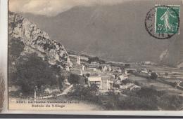 LA ROCHE VALDEBLORE         ENTREE DU VILLAGE - Autres Communes