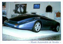 Automobile- Souvenir Du Muséee De L'Automobile De Vendée - Véra Prototype - SAINT HILAIRE -TALMONT - Cartes Postales