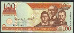 Dominican Republic P177a 100 PESOS  2006  # TA   UNC. - Dominicaine
