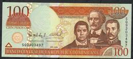 Dominican Republic P177a 100 PESOS  2006  # SQ   UNC. - Dominicaine