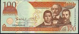 Dominican Republic P177a 100 PESOS  2006  # SR   UNC. - Dominicaine