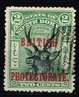 Nord-Borneo 1902, Michel# 98 O - North Borneo (...-1963)