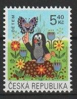 MiNr. 322  Tschechische Republik / 2002, 29. Mai. Weltkindertag. K - Tschechische Republik