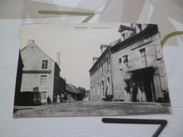 CPA  48 Lozère Nasbinals Route D'Aubrac  TBE - Autres Communes