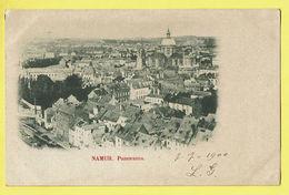* Namur - Namen (La Wallonie) * (Union Postale Universelle) Panorama, Carte De 1900, Vue Générale, Very Old, TOP - Namur