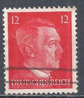 Germany 1942. Scott #511B (U) Adolf Hitler * - Allemagne