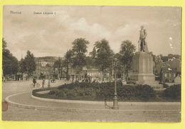 * Namur - Namen (La Wallonie) * (Nels, Série Namur, Nr 46) Vallée De La Meuse, Statue Leopold II, Animée, Vélo, Rare - Namur