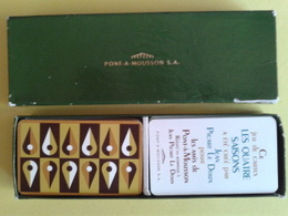 PONT A MOUSSON S.A. Coffret De 2 Jeux De 54 Cartes. LES QUATRES SAISONS édité Par Jean Picart Le Doux - Playing Cards (classic)
