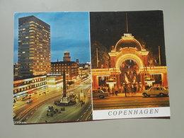DANEMARK DANMARK COPENHAGUE KOBENHAVN  VESTERBROGADE VED MAT - Danemark