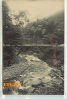 Post Card  - JAPON - Japan - Photo D'un Pont Au Dessus D'une Rivière Dans Une Forêt - Japon