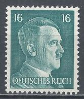 Germany 1941. Scott #515 (M) Adolf Hitler * - Neufs