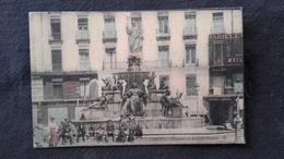 CPA 44 Nantes - Fontaine De La Place Royale - Nantes