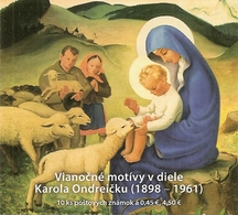 SLOVAKIA, 2015, Booklet 81,  Christmas - Autres