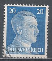 Germany 1941. Scott #516 (U) Adolf Hitler * - Allemagne