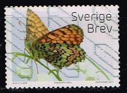 Schweden 2017, Michel# 3163 O     Butterflies: Melitaea Cinxia - Schweden