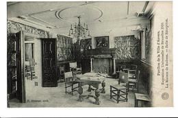 CPA - Carte Postale -BELGIQUE - Bruxelles - Exposition De 1910- Maison De Rubens  S2789 - Places, Squares