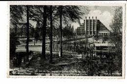 CPA - Carte Postale -BELGIQUE - Bruxelles - Un Coin Du Parc Forestier -Heysel S2790 - Marktpleinen, Pleinen