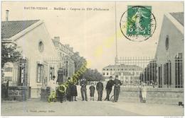 87. BELLAC . Caserne Du 138e D'Infanterie . - Bellac