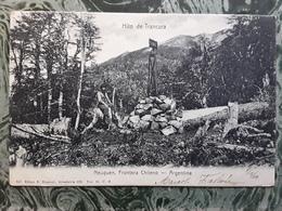 Hito De Trancura, Neuquen, Frontera Chileno , Argentina,  Cachet Buenos Aires, 1903 > FORFRY Seine Et Marne TB RARE !!!! - Argentina