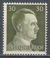 Germany 1941. Scott #519 (M) Adolf Hitler * - Neufs