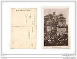 4976 AK /PC/ CP CARTE PHOTO/893/NEW ZEALAND/CORONATION PROCESSION /1911 - Nuova Zelanda