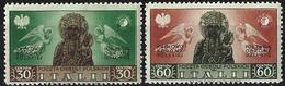 Poland 1946 - Timbre Corps Expéditionnaire Polonais En Italie ( Mi Xxx - YT Xxx ) MH* - 1944-.... Republiek