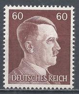 Germany 1941. Scott #522 (M) Adolf Hitler * - Neufs