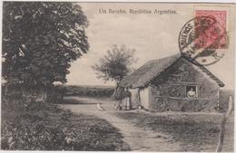 Argentine   Un Rancho   Editeur  Carmelo Ibarra  Buenos Aires - Argentina