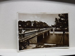 CESENATICO  --- RIMINI  ---  PONTE ANITA GARIBALDI - Rimini