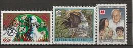 3 Timbres De 1994. - 1991-00 Neufs