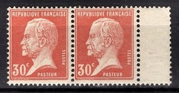 FRANCE 1922 / 1926 - PAIRE / Y.T. N° 173  - NEUFS** - France