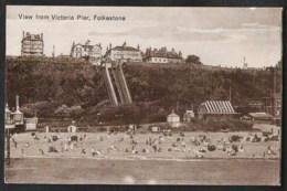 FOLKESTONE 3 Different Postcards Ca 1915 * - Folkestone