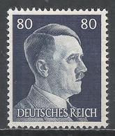 Germany 1941. Scott #523 (M) Adolf Hitler * - Neufs