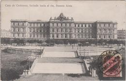 Argentine   Buenos Aires   Casa De Gobierno ,fachada Hacia El Rio - Argentina