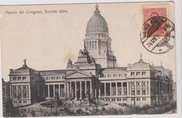 Argentine   Buenos Aires   Palacio Del Congreso - Argentina