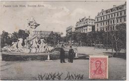 Argentine   Buenos Aires    Fuente Lola Mora - Argentina