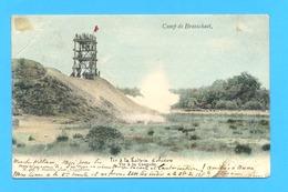 PK/CP BRASSCHAET 1904 : Camp De Brasschaet. Tir à La Coupole. - Brasschaat