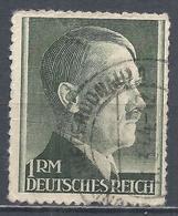 Germany 1942. Scott #524a (U) Adolf Hitler * - Allemagne
