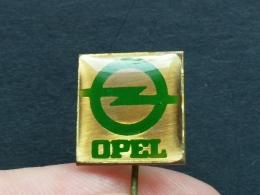 Z 201 - OPEL AUTO, CAR, - Opel