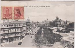 Argentine   Buenos Aires  Piazza 25 De Mayo - Argentina